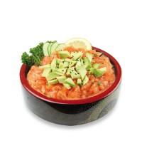 CH3 - Chirashi tartare saumon avocat