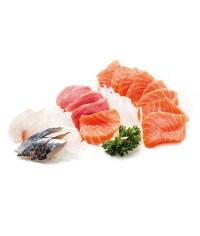 L16 - 21 sashimi assortis