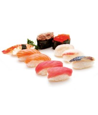 L9 - 10 sushi mixte